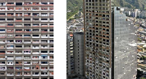 architecture blog, caracas torre david
