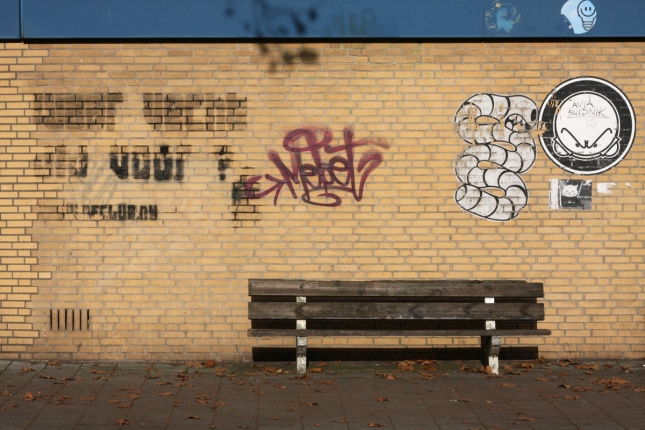 graffiti public space
