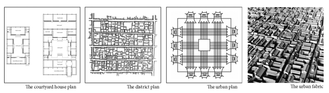 Courthouse to urban fabric